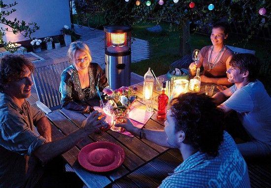 enders terrassenheizer gas polo 2 0 infrarotstrahler heizstrahler. Black Bedroom Furniture Sets. Home Design Ideas